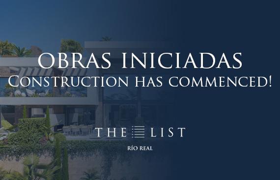 Comienzan obras en The List Río Real en Marbella